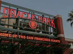 Oracle Park Gigantes San Francisco