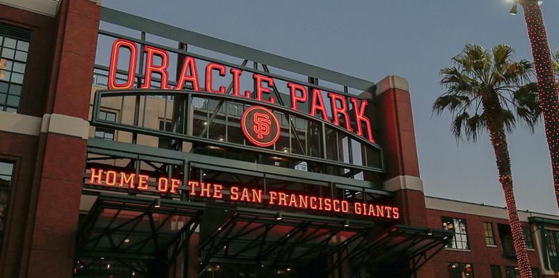 Oracle Park, el nombre del estadio de los Gigantes de San Francisco