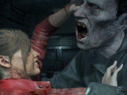 Resident Evil 2 AMD