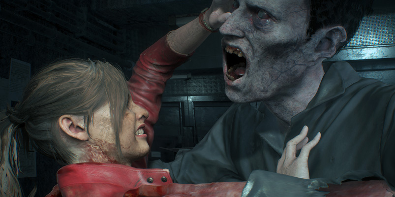 Resident Evil 2 para Windows PC se disfruta mejor con AMD