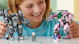 Los seis sets de LEGO Overwatch ya están disponibles en México