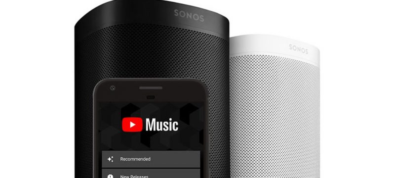 Sonos YouTube Music Premium