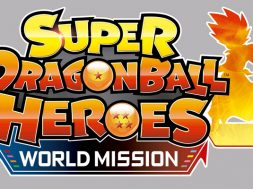 Super Dragon Ball Heroes World Mission logo