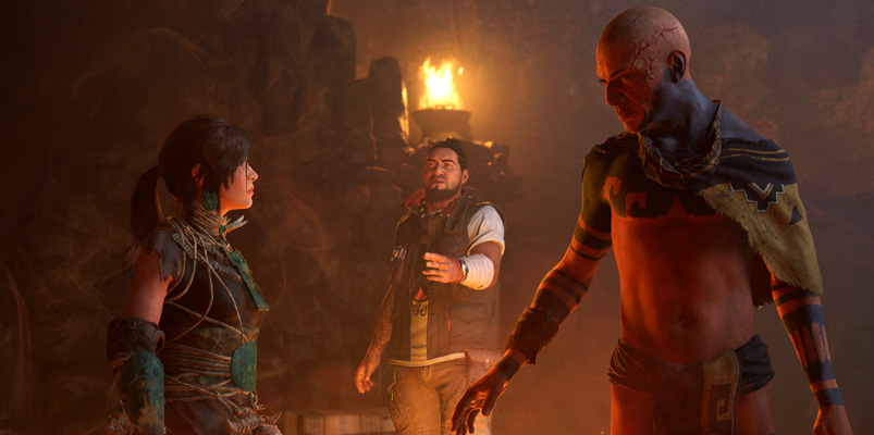 Llega The Nightmare, el nuevo DLC de Shadow of the Tomb Raider