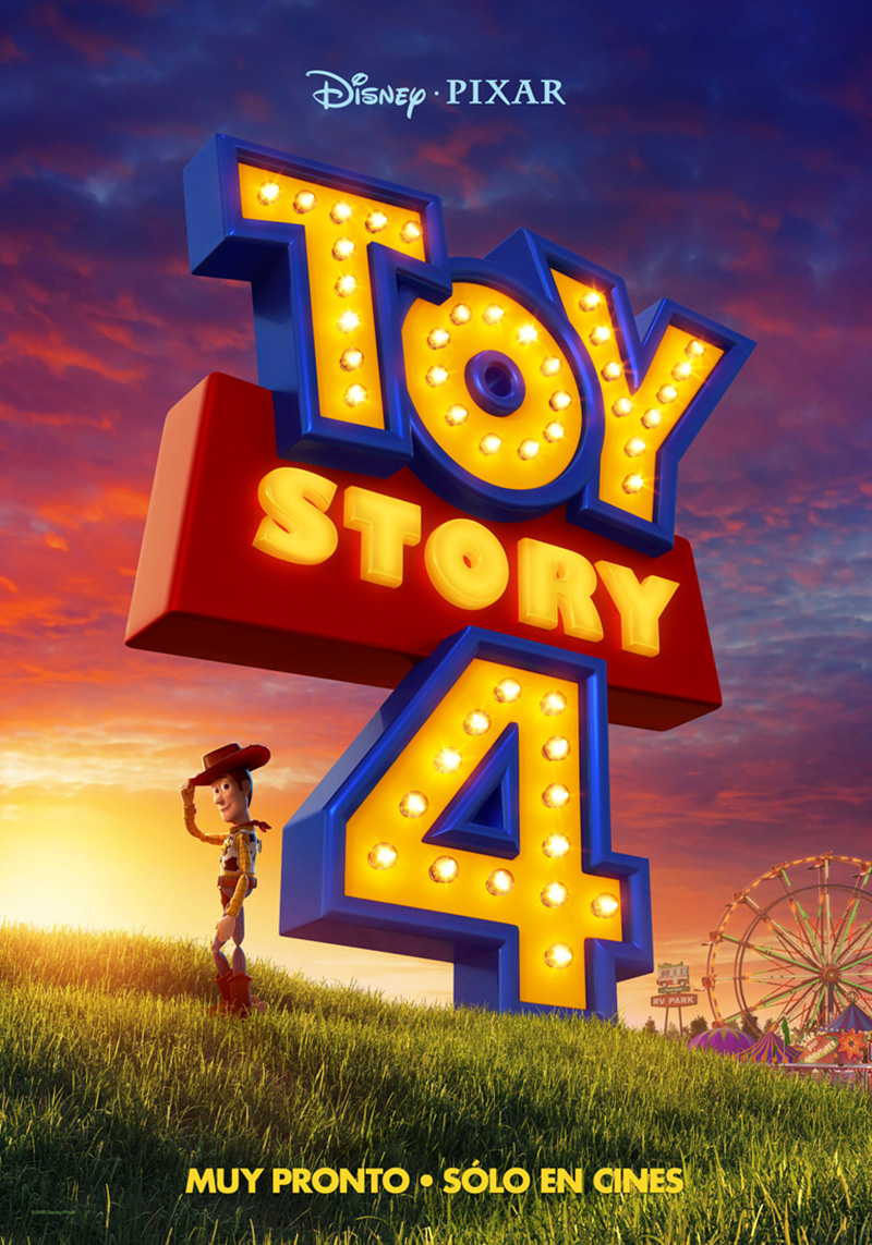 Toy Story 4 Poster 2018