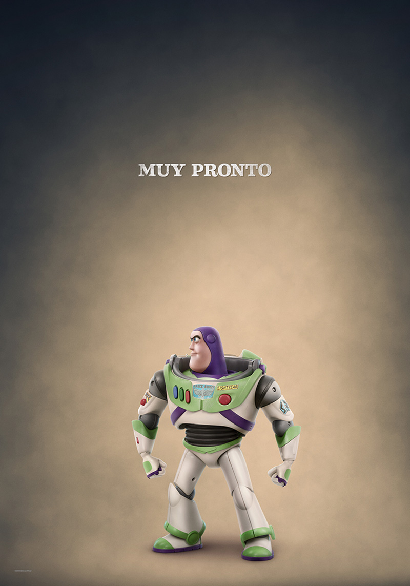 Toy Story 4 Poster Buzz