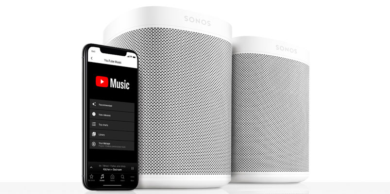 YouTube Music Premium Sonos