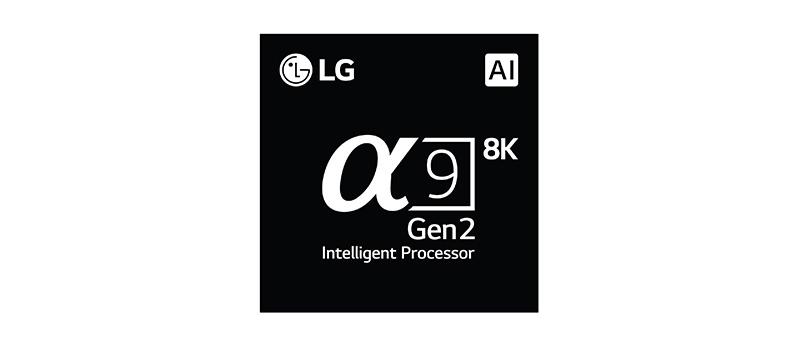 a9 Gen 2 LG CES 2019 logo