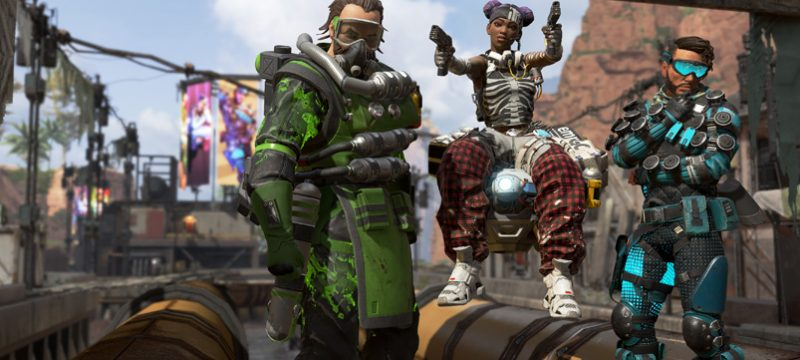 Apex Legends Personajes