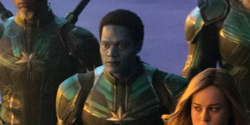 Capitana Marvel ATT-LASS