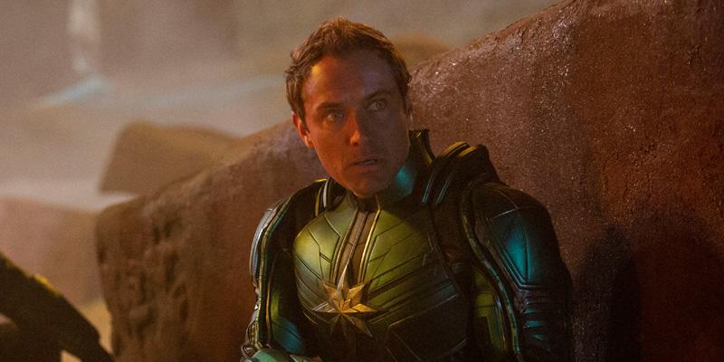 Capitana Marvel Comandante Starforce