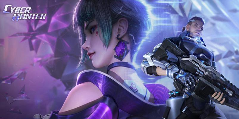 Inicia el prerregistro de Cyber Hunter, el Battle Royal para Android