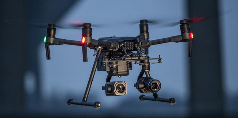DJI actualiza sus drones profesionales y lanza DJI Matrice 200 V2
