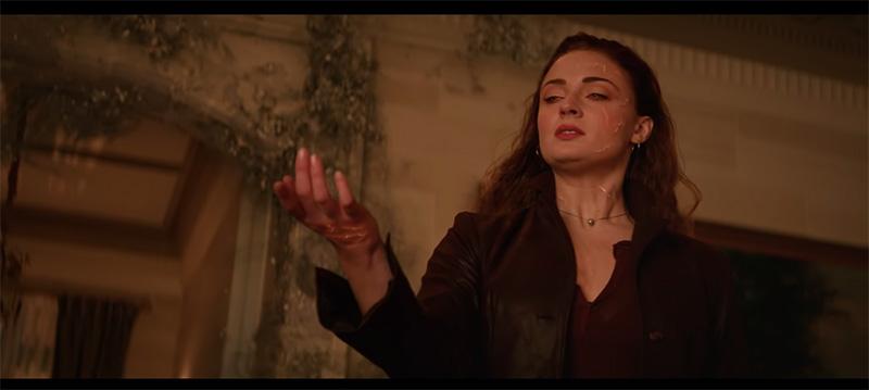 Dark Phoenix Jean Grey poder