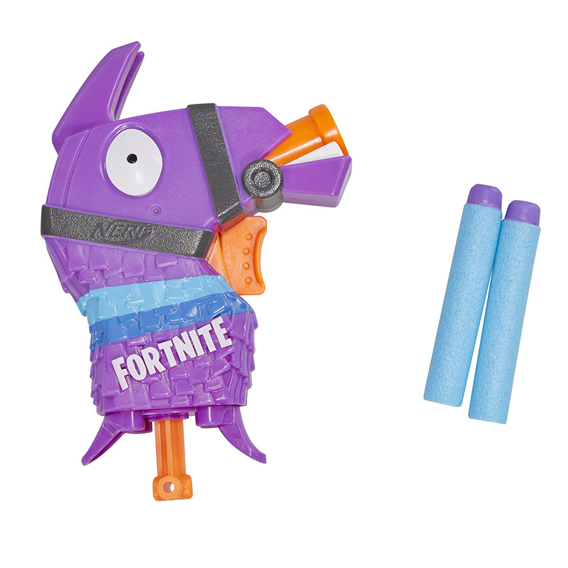 Fortnite Llama Nerf MicroShots Dart Firing Blaster