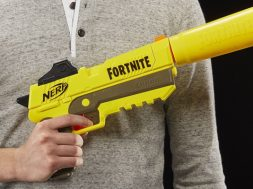 Fortnite Nerf pistolas
