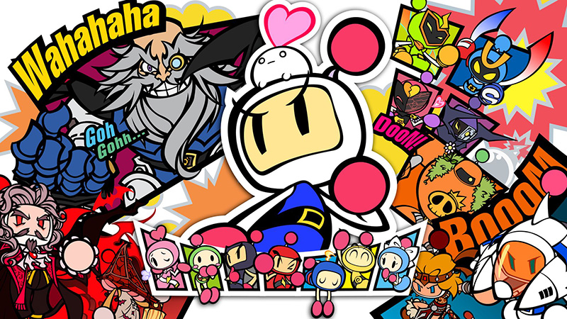 Games with Gold febrero 2019 Bomberman