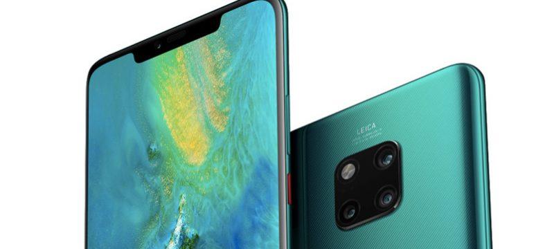 Huawei Mate 20 Pro MWC 2019