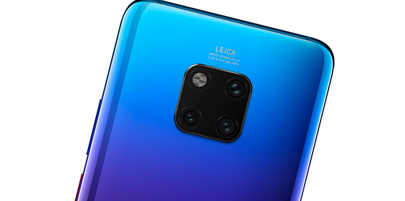 Huawei Mate 20 Pro MWC 2019 mejor