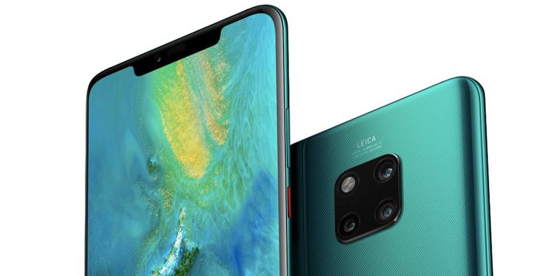 Huawei Mate 20 Pro fue el mejor smartphone del MWC 2019
