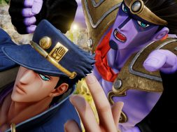 JoJos Bizarre Adventure JumpForce Jotaro