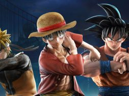 Jump Force crossover
