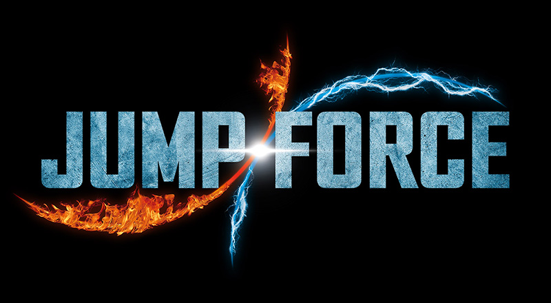 Jump Force crossover logo