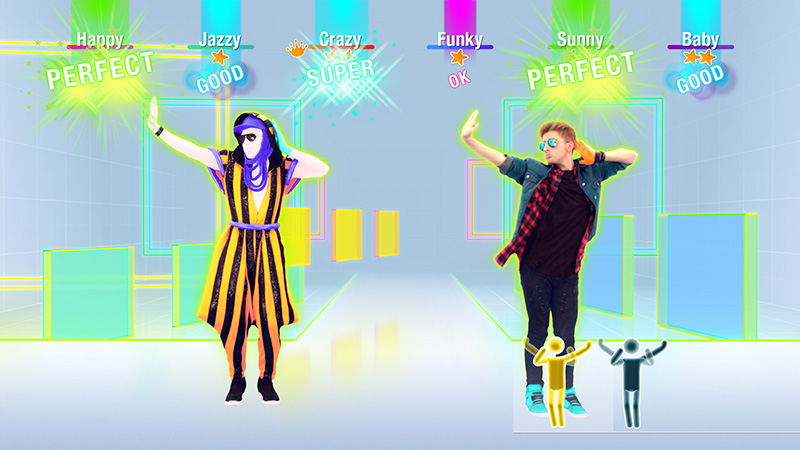 Just Dance World Cup 2019 baile