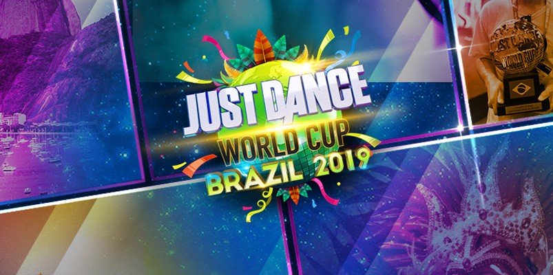 Brasil albergará la quinta edición de la Just Dance World Cup 2019