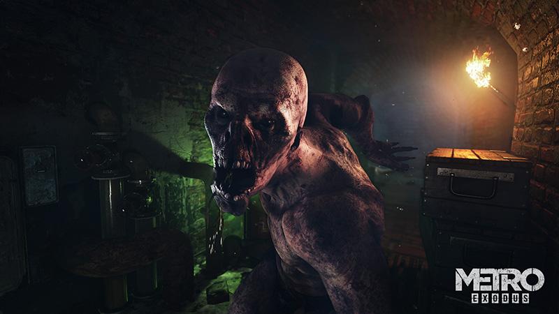 Metro-Exodus Uncovered enemigo