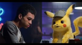 Detective Pikachu muestra a Charizard, Greninja, Mewtwo y más Pokémon