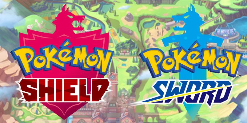 Pokémon Sword y Pokémon Shield llegarán a Nintendo Switch