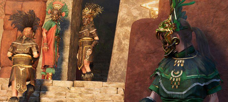 The Price of Survival Tomb Raider