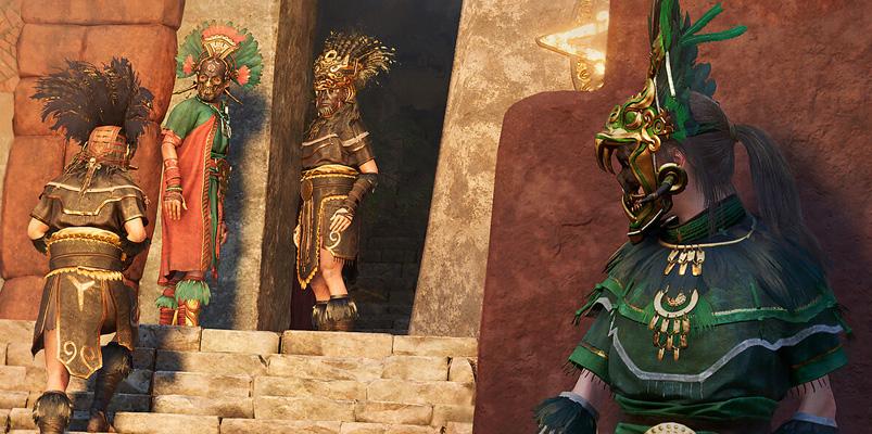 The Price of Survival, el nuevo DLC de Shadow of the Tomb Raider