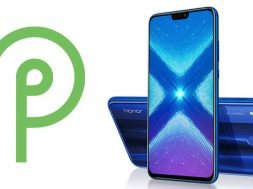 Android Pie Honor 8X EMUI 9.0