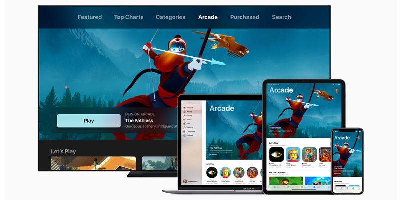 Apple Arcade, el nuevo servicio de suscripción para juegos móviles