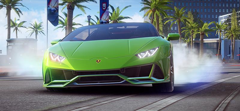 Asphalt 9 Legends Lamborghini Huracan EVO Spyder