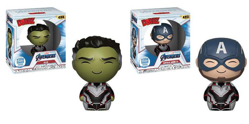 Dorbz Hulk Dorbz Captain America Avengers Endgame