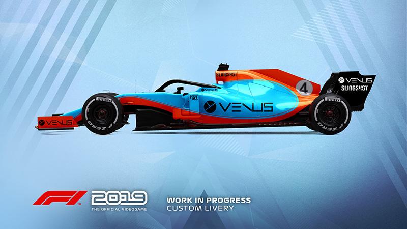 F1 2019 Personalizacion 2