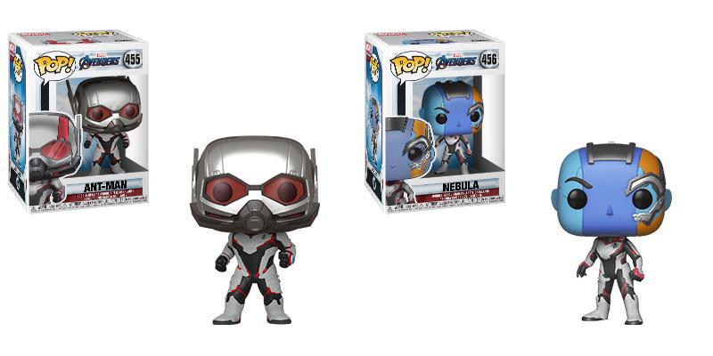 Funko Pop Ant-man Funko Pop Nebula Avengers Endgame
