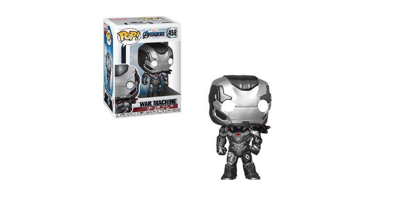 Funko Pop Avengers Endgame War Machine