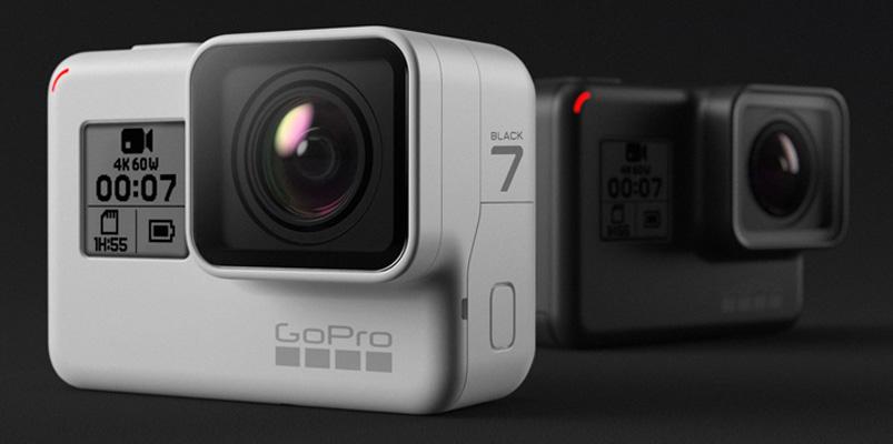 Dusk White, el nuevo color para las GoPro HERO7 Black
