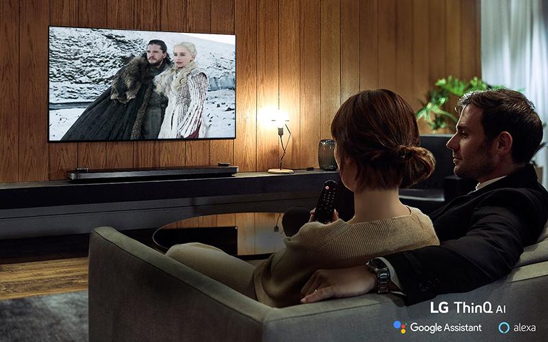 HBO GO LG webOS App