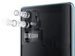 Huawei P30 Pro camaras