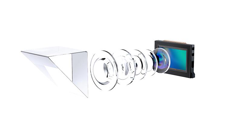 Huawei P30 Pro periscope lens