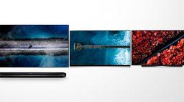 Llegan a México los televisores OLED y LCD NanoCell 2019 de LG