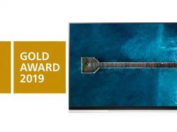 LG OLED TV E9 iF Gold Award