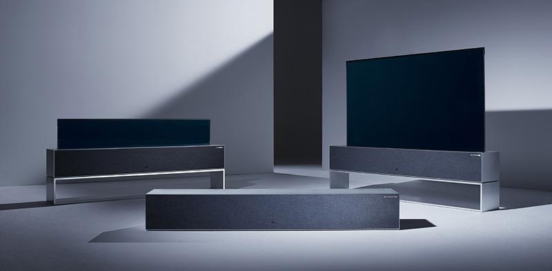 LG OLED TV R IF Award 2019