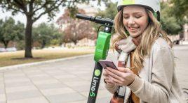 Encuentra los scooters de Lime con ayuda de Google Maps