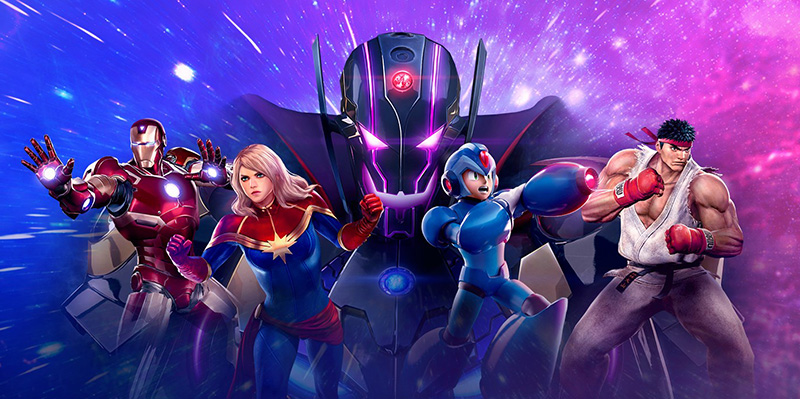 Marvel  vs Capcom Infinite Xbox Game Pass 2019